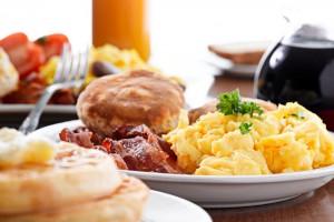 The Buffet Breakfast
